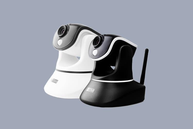 Instar IN-6014HD ist mit schwarzem oder weißem Gehäuse erhältlich