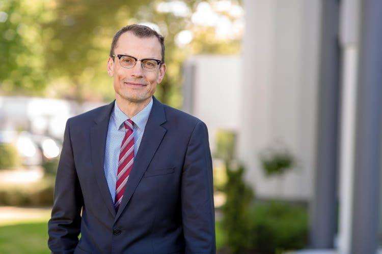 Experte Ralf Kern von Rademacher