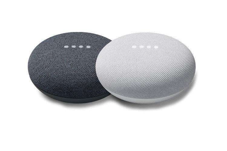 Mit einem zweiten Google Nest Mini lässt sich Stereo-Sound erzeugen