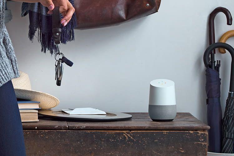 diese ger te sind mit google home steuerbar. Black Bedroom Furniture Sets. Home Design Ideas