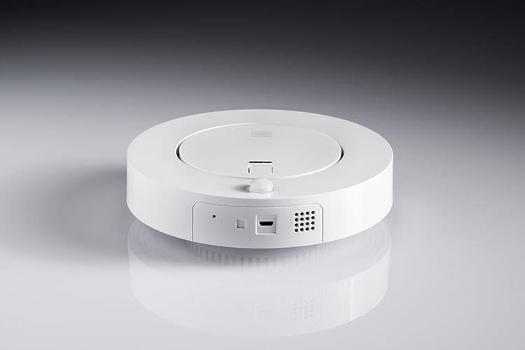 Der Livy Protect-Ring ist die Basis des smarten Alarmsystems von HUM Systems