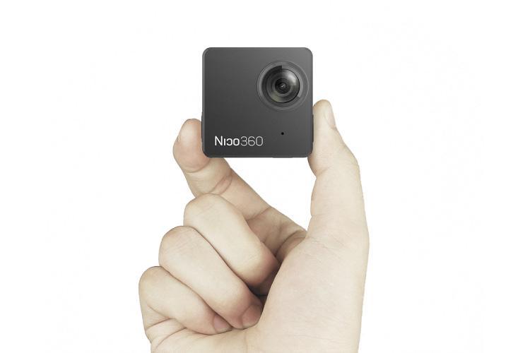 Nico360 braucht nicht viel Platz und passt in jede Hand