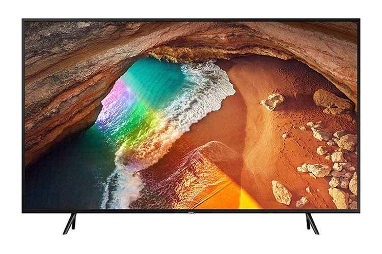 Der 55 Zoll 4K UHD TV Samsung QLED Q60R bietet ein tolles Bild und HDR-Bildoptimierung