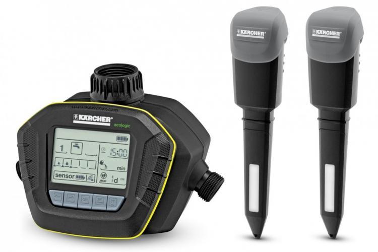 Kärcher SensoTimer ST 6 Smart Home. eQ-3 und Kärcher machen den Garten smart