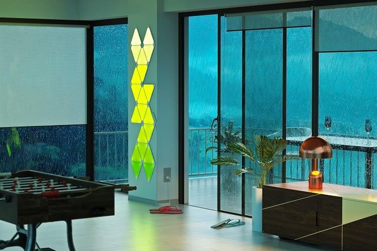 Aurora Lichtsystem mit Alexa Skill