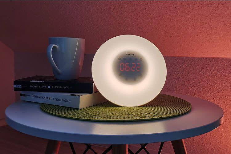 Das Philips Wake-up Light HF3505/01 konnte im Test der Redaktion überzeugen