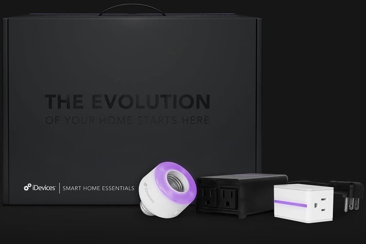Smart Home Essentials Kit von iDevices