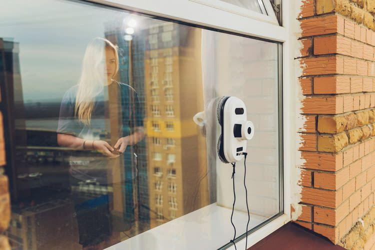 Wir erklären, was gute Fensterputzroboter auszeichnet