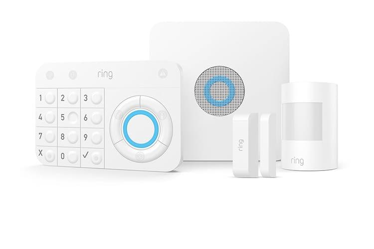 Ring Protect ist ein umfassendes Sicherheitssystem, das mit der smarten Ring Doorbell kompatibel ist