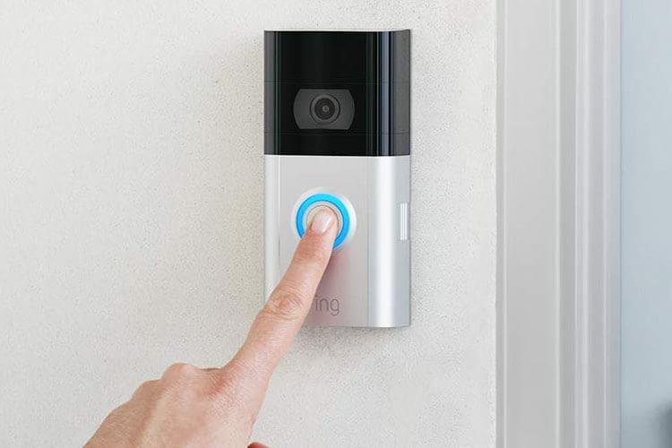 Mit der Ring Doorbell 3 Video-Türklingel erhöhen Nutzer in einfachen Schritten die Sicherheit im Eingangsbereich