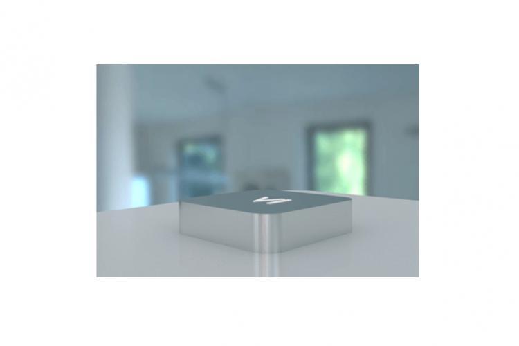 Die Smart Home Zentrale Lola unterstüzt ZigBee, Z-Wave, WiFi, Bluetooth und EnOcean