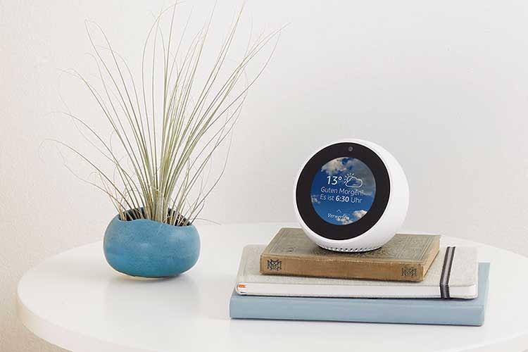 Die Geschwindigkeit, mit der Alexa das Wetter ansagt oder E-Books vorliest, lässt sich einstellen