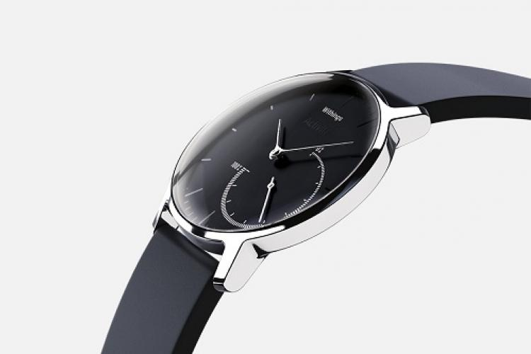 Withings Activité Steel Aktivitätstracker @ withings.com