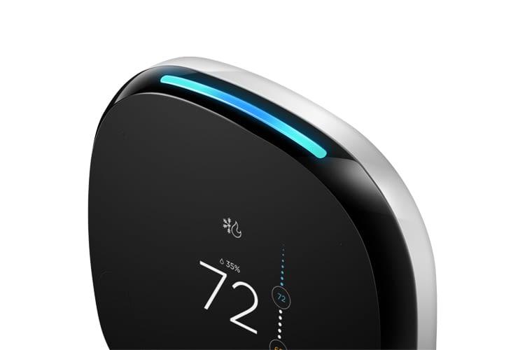 ecobee3 liefert Thermostat mit HomeKit-Zertifikat