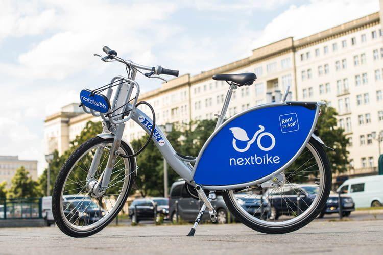 Leihräder von nextbike und Call a Bike vermittelt der Fahrrad Finder Alexa Skill