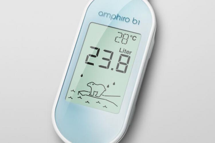 amphiro b1 connect - Smart Meter für die Dusche