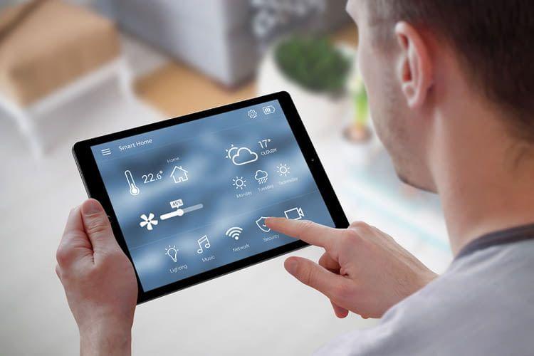 Smart Homecontrol