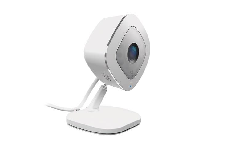 So sieht die Arlo Q Plus Sicherheitskamera von Netgear aus