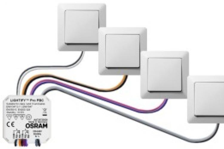 Abbildung des LIGHTIFY Pro PBC Modules