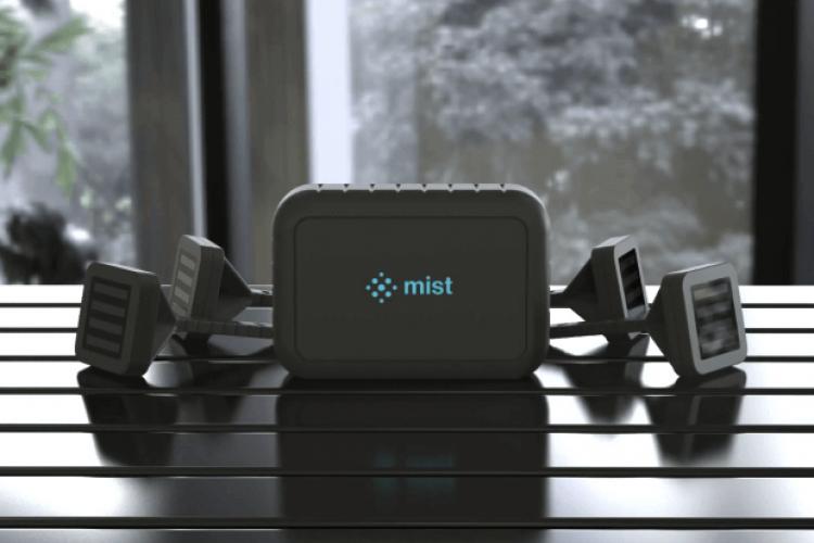 mist ist ein smartes Rasensprenger-System