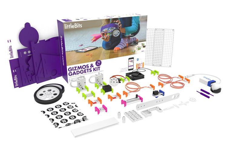 littleBits Korg Synth Kit Verpackung