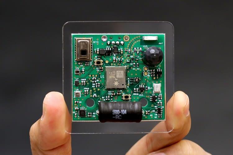 Das Projekt Synthetic Sensors hat einen kleinen Hardware-Chip entwickelt, der das gesamte Smart Home steuern kann