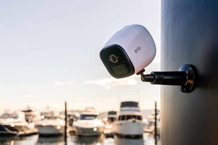 Netgear Arlo Go funktioniert auch ohne Strom- und WLAN-Anschluss