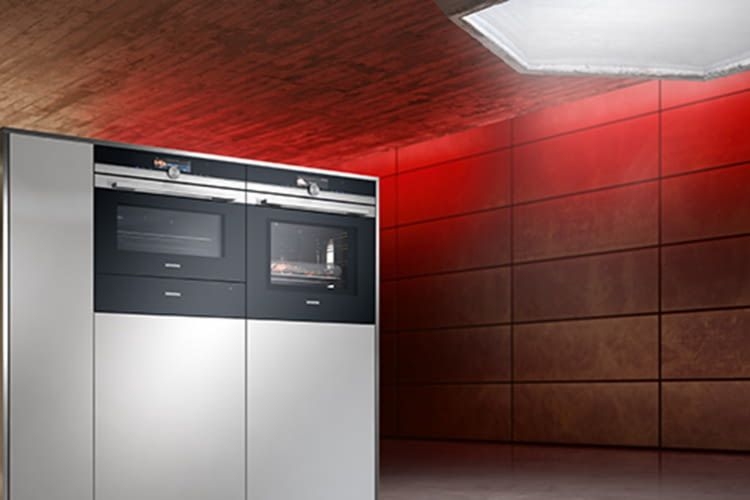iQ700 Einbaugeräte-Reihe von Siemens - intelligente und vernetzte Küche - Home Connect