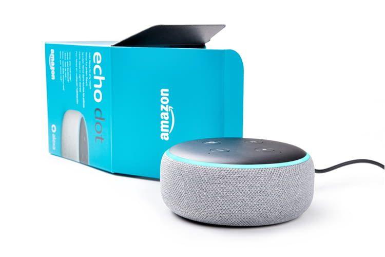 Echo Dot 3 ist nur einer von vielen Lautsprechern mit Alexa-Integration