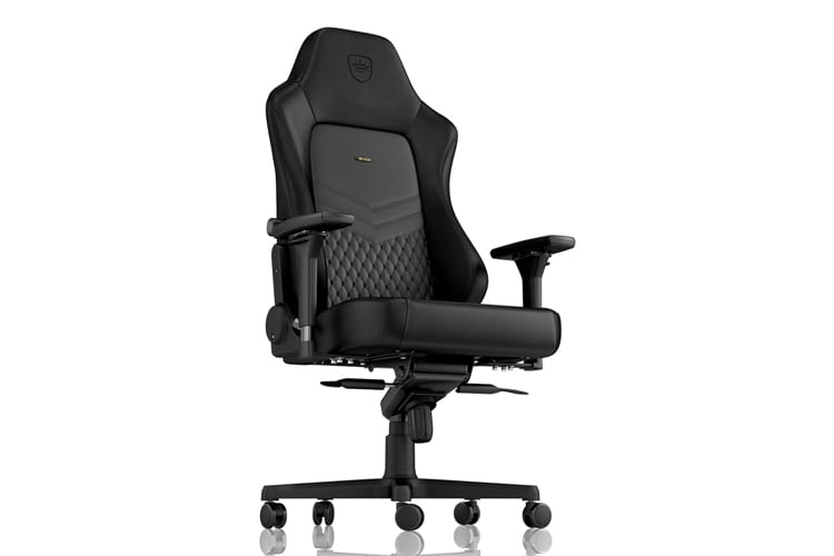 heute gewinnen noblechairs hero echtleder gaming stuhl. Black Bedroom Furniture Sets. Home Design Ideas