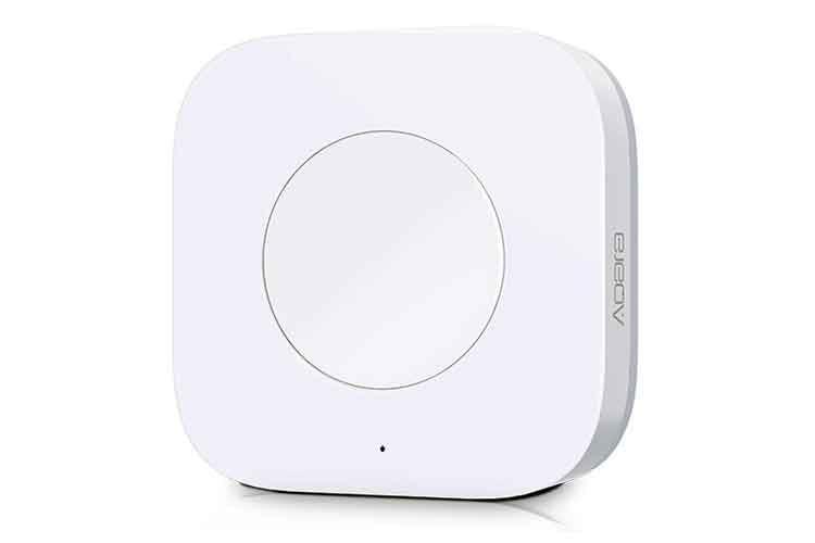 Smart und kompakt - der Aqara Wirless Mini Switch