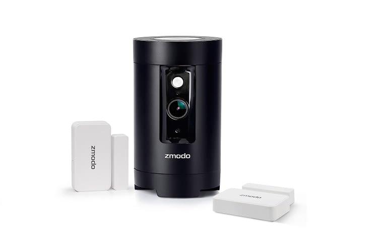 Zmodo Pivot kann mehr als eine normale Überwachungskamera