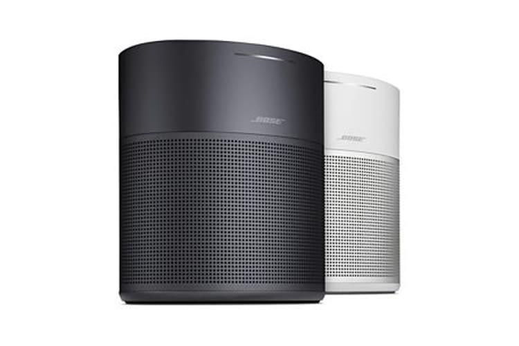 Sowohl Google Assistant als auch Amazon Alexa sind in Bose Lautsprechern integriert