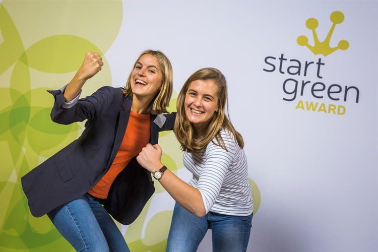 Die Gewinner stehen fest: Preisverleihung des StartGreen Awards
