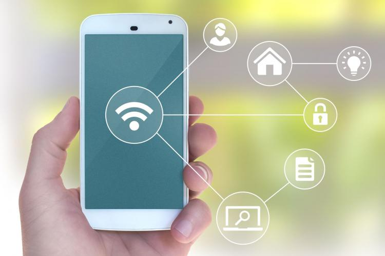 WLAN im Smart Home