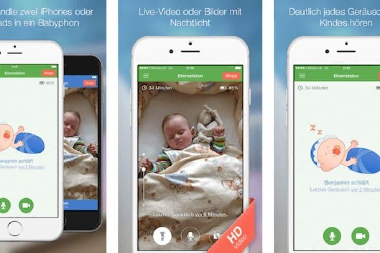 android app handy als überwachungskamera