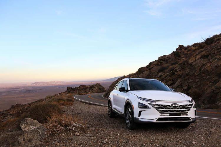 Hyundai Nexo   Null-Emissions-Antrieb