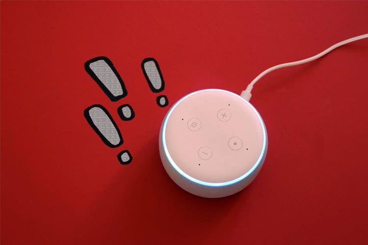 Echo Dot 3 ist mit verschiedenen Gehäusefarben erhältlich