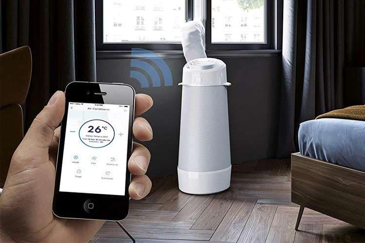 Aldi Sud Deal 150 Euro Rabatt Auf Mobiles Aeg Klimagerat Mit App