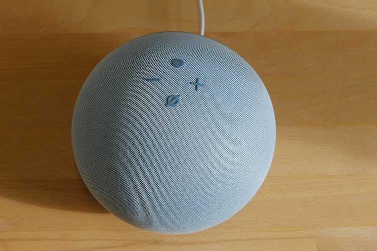 Amazon Echo 4 zeigt sich kugelig und bietet jede Menge Sound-Funktionen