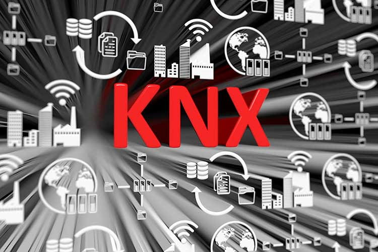 KNX RF ist der drahtlose KNX Funkstandard