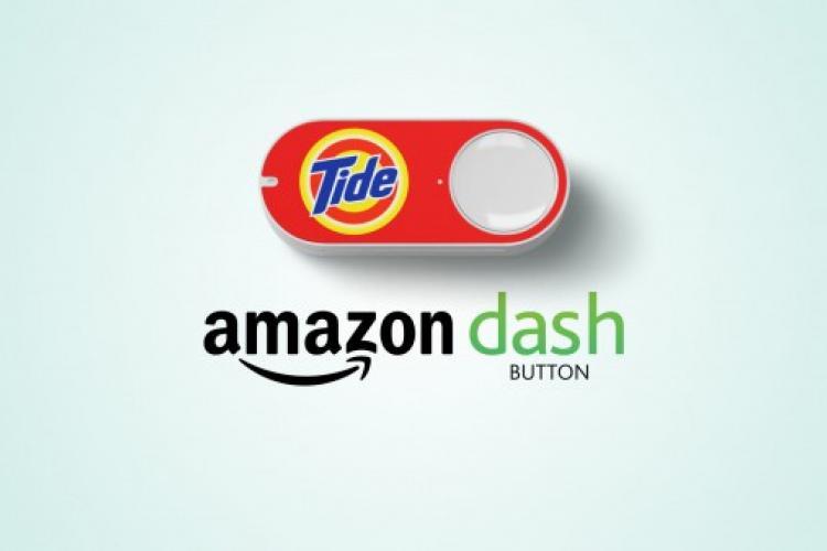 Amazon Dash Button vereinfacht das Einkaufen