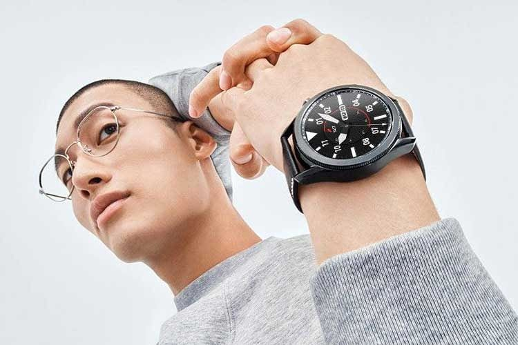 Samsung Galaxy Watch sieht gut aus und bietet viele smarte Funktionen