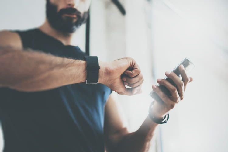 Eine Smartwatch kann Schizophrenkranken tatsächlich helfen