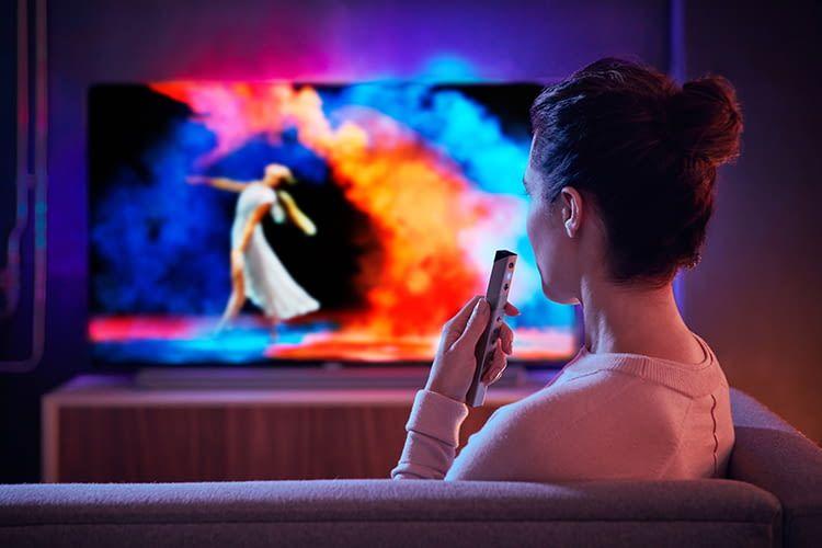 Philips Android-Fernsehergeräte erhalten jetzt Google Assistant Sprachsteuerung