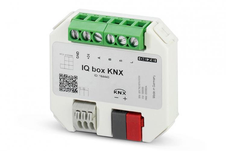 IQ box KNX des Herstellers GEZE