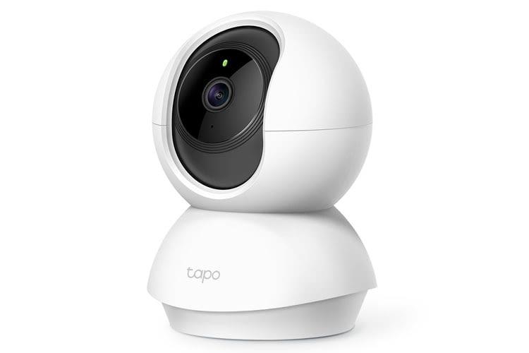 Die Tapo C200 Überwachungskamera zählt zu günstigeren Modellen