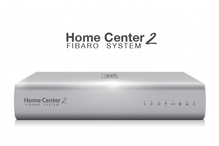 Fibaro Home Center 2 @fibaro.com