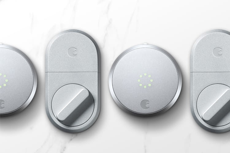 August Smart Lock Bluetooth Türschloss Mit Homekit Support