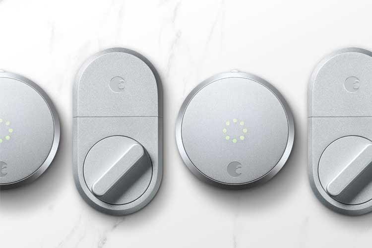 Nur für Zylinderschlösser: August Smart Lock und Smart Lock Pro